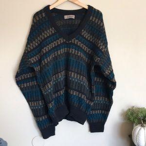 Jantzen Vintage made in USA cozy men's sweater